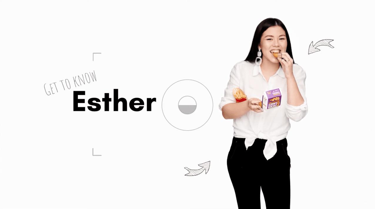 Esther OTFC Adelaide