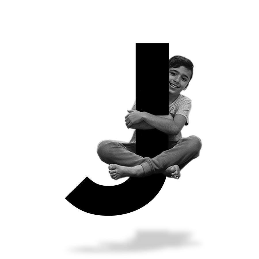 OTFC Letter J