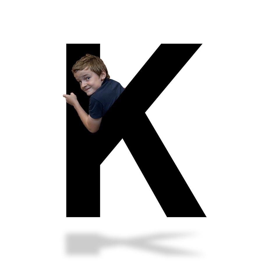 OTFC Letter K