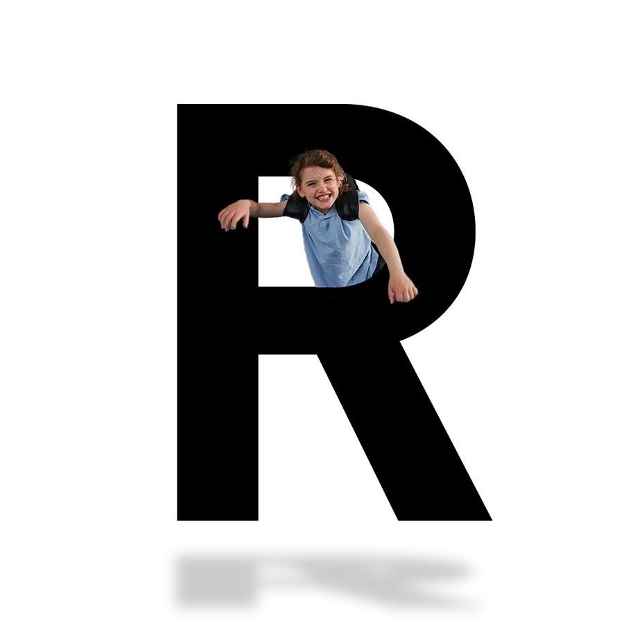 OTFC Letter R