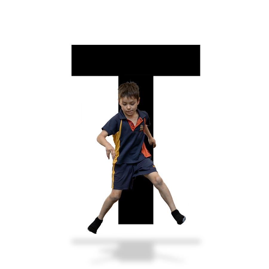 OTFC Letter T