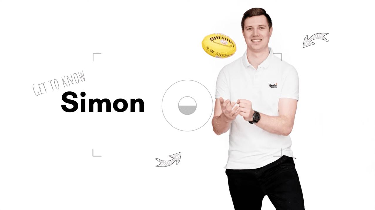 Simon OTFC Adelaide