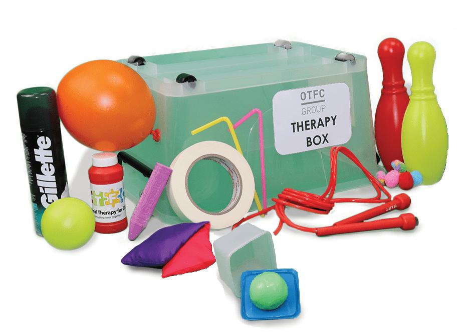 OTFC Therapy Box